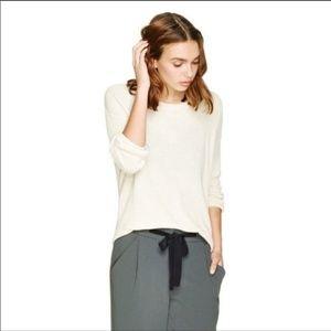 Aritzia Wilfred Cashmere Silk Blend Sweater